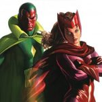 Vision and the Scarlet Witch saga