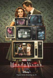 WandaVision recensie - poster