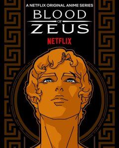 Blood of Zeus recensie - poster