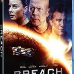 Breach - blu-ray