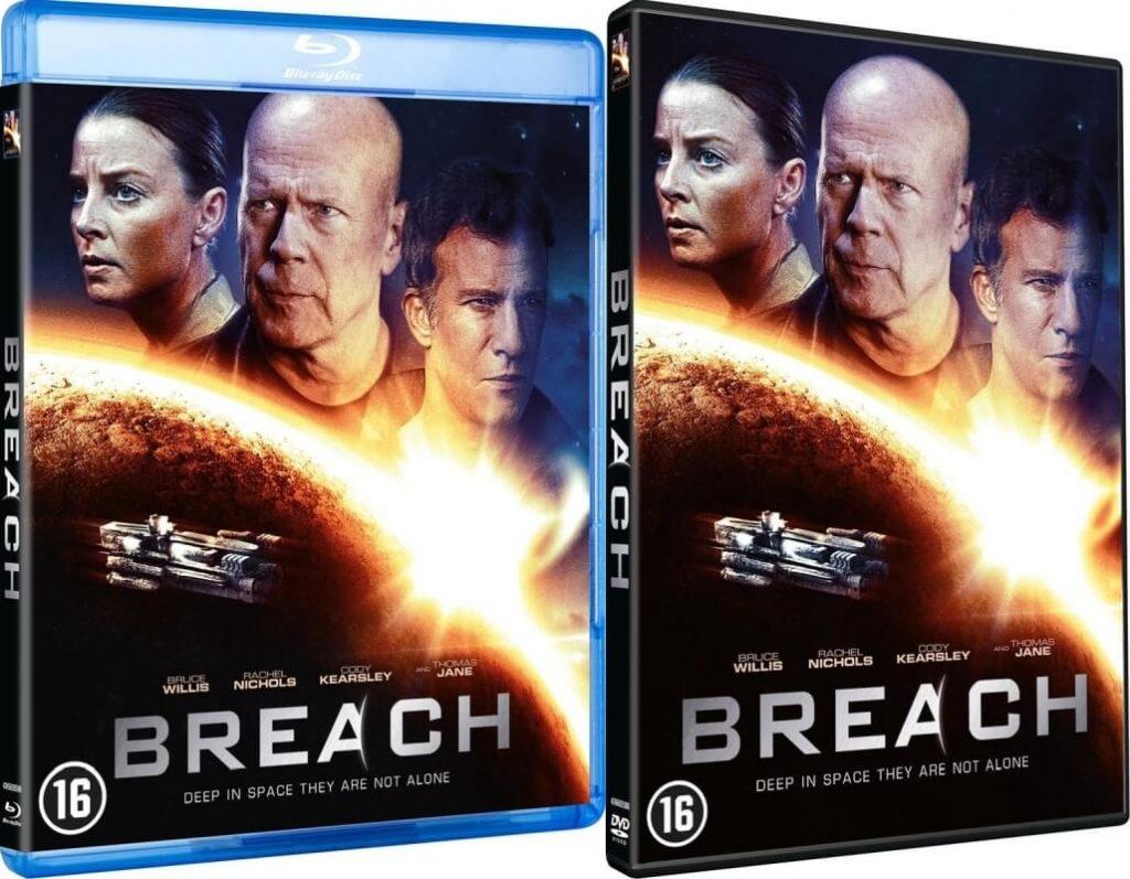Breach winactie - prijzen