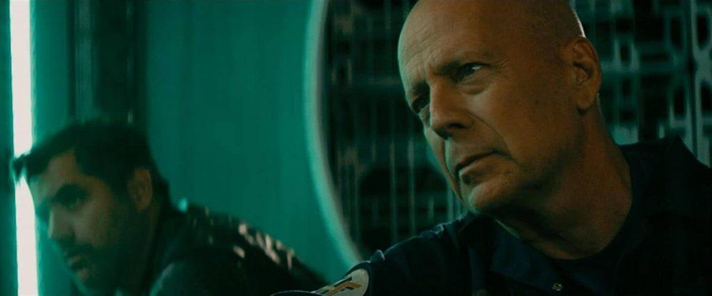 Bruce Willis in Breach