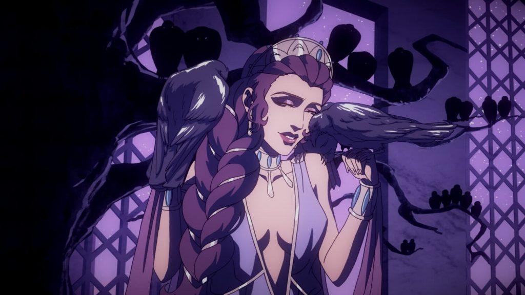 Claudia Christian als Hera
