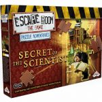 Escape Room The Game: Puzzle Adventures - Secret of the Scientist - packshot