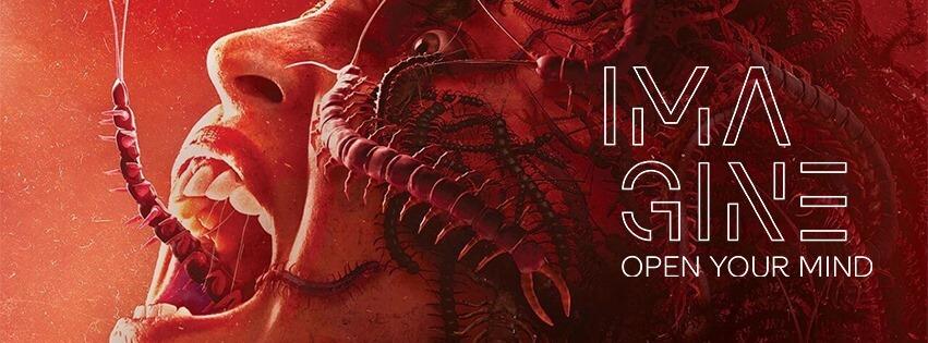 Imagine Film Festival 2021 banner