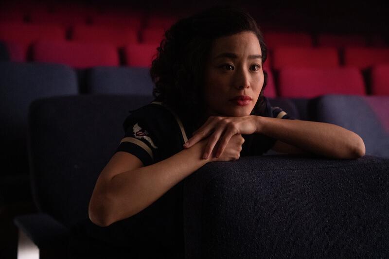 Jamie Chung als Ji-Ah