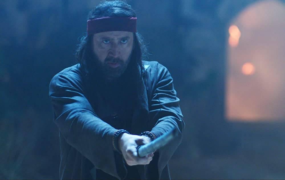 Jiu Jitsu recensie - Nicolas Cage