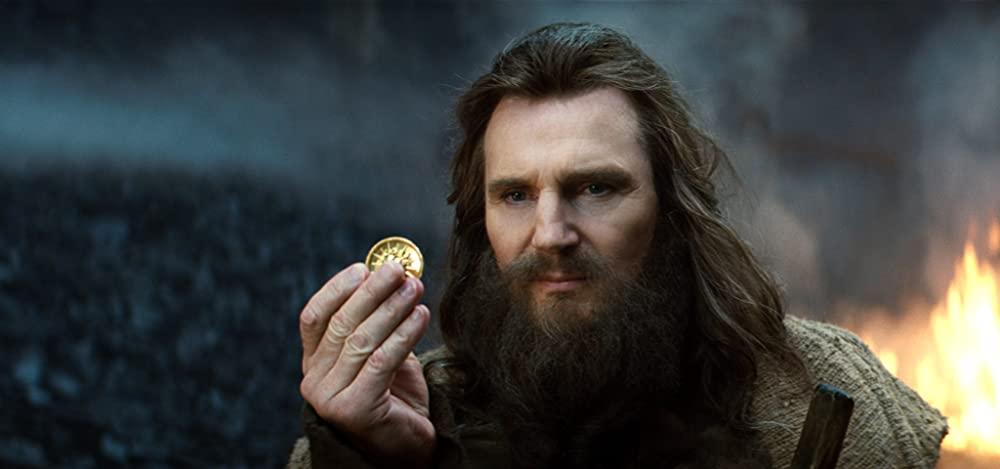 Liam Neeson in Clash of the Titans