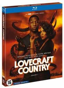 Lovecraft Country blu-ray packshot
