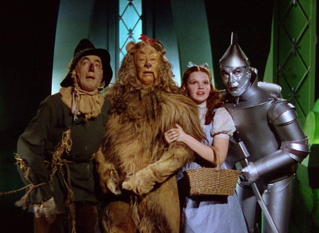Modern Myths Nieuws 2021: Week 6 – 7 - The Wizard of Oz