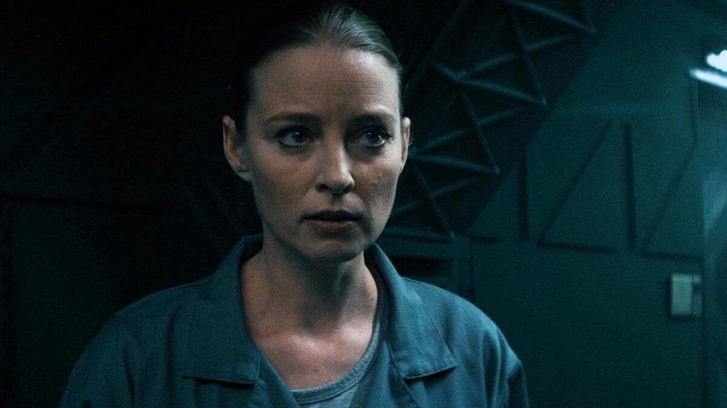 Rachel Nichols als Chambers