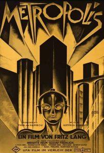 Roborecht en de acht betekenissen van slaaf - Metropolis poster