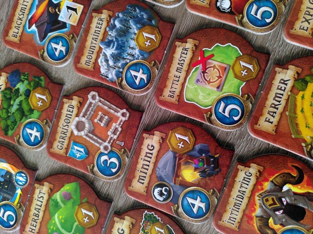 Small World of Warcraft krachten