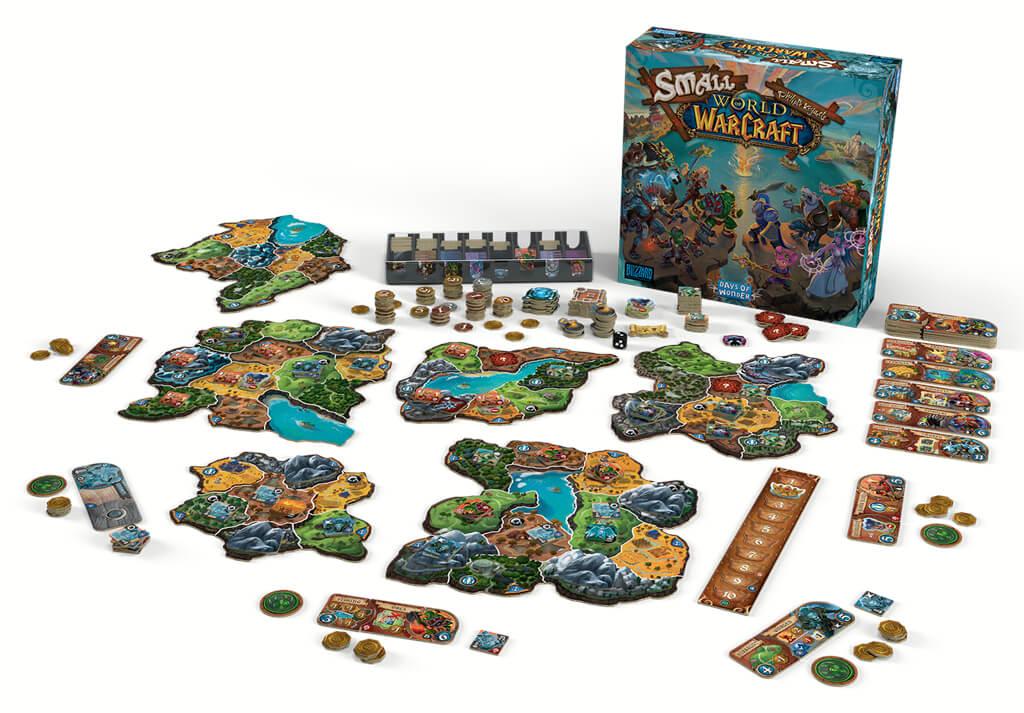Small World of Warcraft speloverzicht