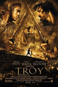 Troy - poster