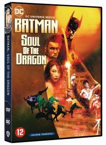 Batman: Soul of the Dragon dvd 3D
