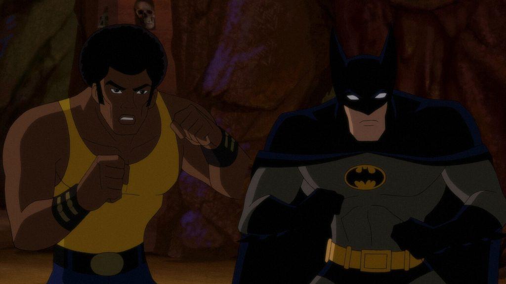 Ben Turner en Batman