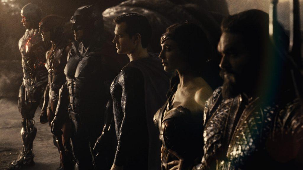 Zack Snyders Justice League recensie - De Justice League verzamelt