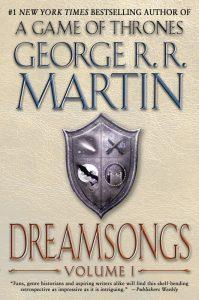 Modern Myths Nieuws 2021: Week 11 – 12 - Dreamsongs Volume 1 - George RR Martin