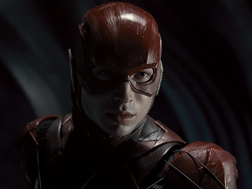 Zack Snyders Justice League recensie - Ezra Miller als The Flash