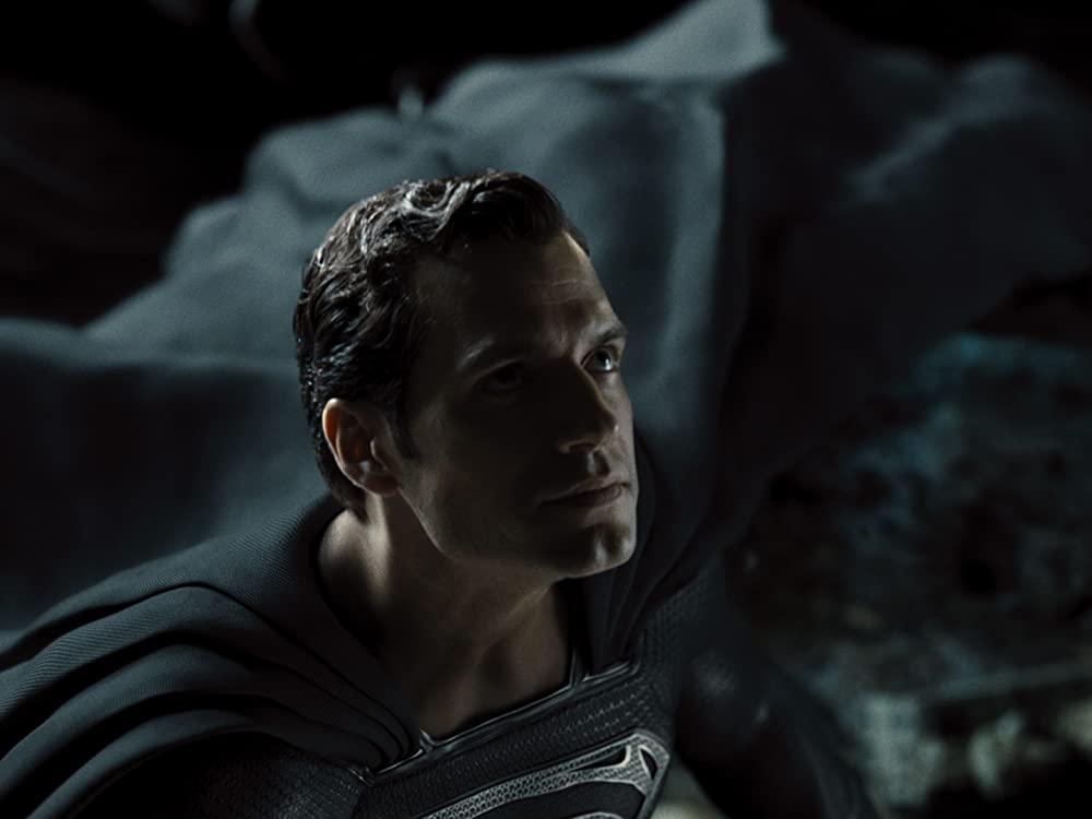 Henry Cavill als Zack Snyders Superman