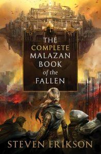 Johan Klein Haneveld - Inspiratie - The Complete Malazan Book of the Fallen