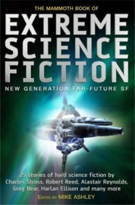 Johan Klein Haneveld - Inspiratie - The Mammoth Book of Extreme Science Fiction