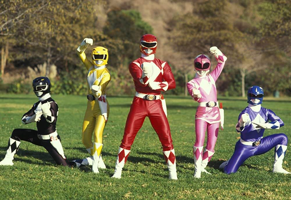 Mighty Morphin Power Rangers - Saban Entertainment