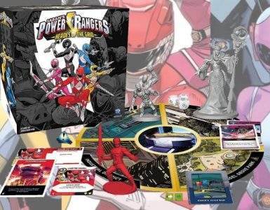 Power Rangers: Heroes of the Grid recensie - Modern Myths