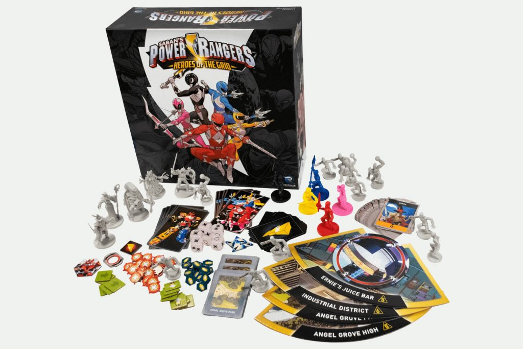 Power Rangers: Heroes of the Grid recensie - speloverzicht