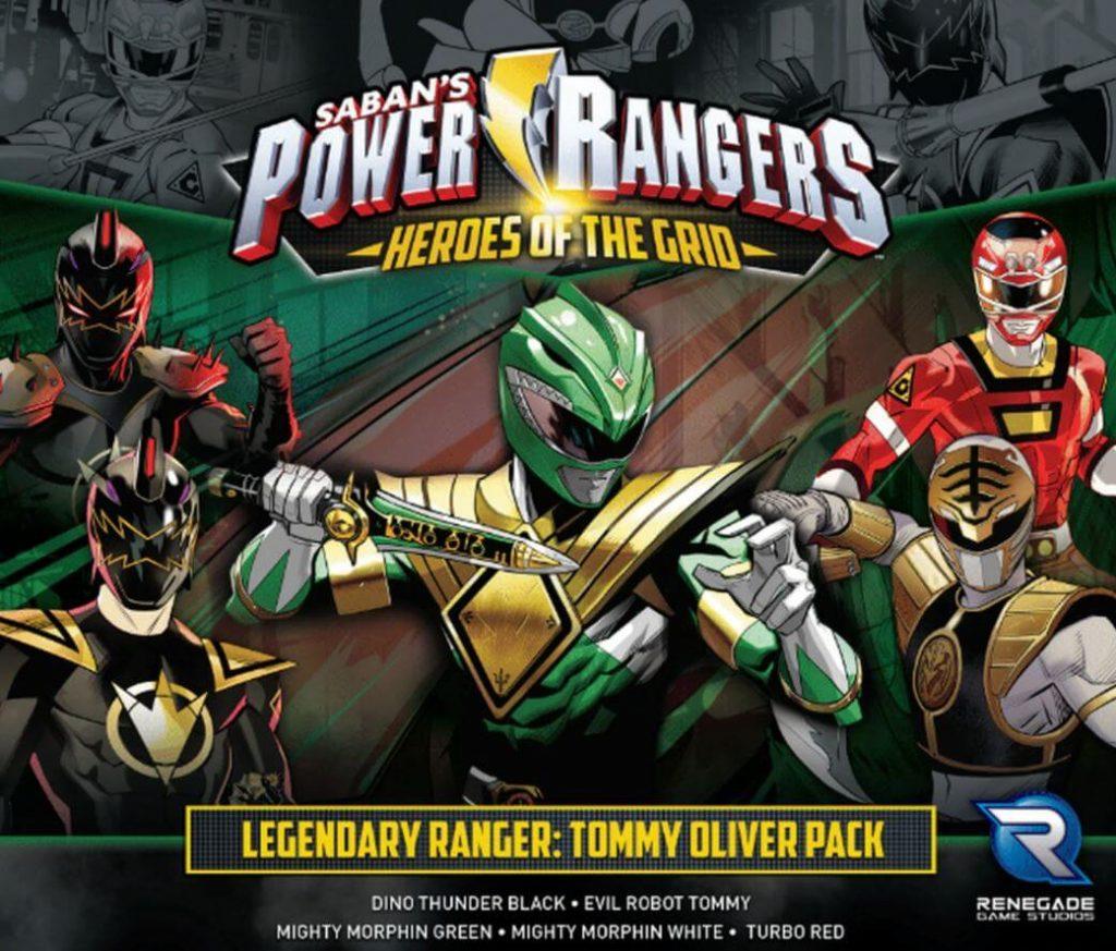 Power Rangers Legendary Ranger - Tommy Oliver