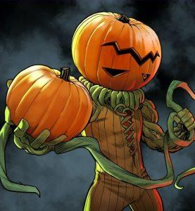Pumpkin Rapper