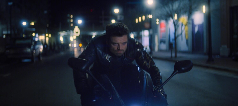 Sebastian Stan als Bucky Barnes