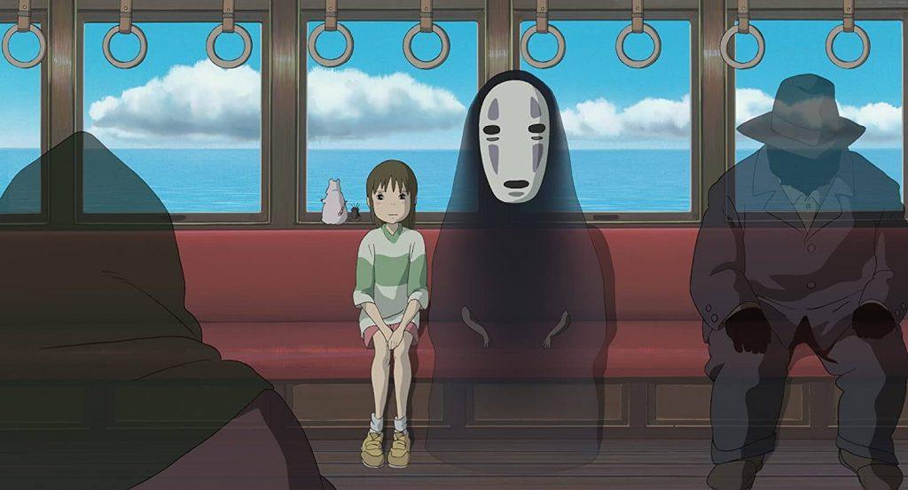 Modern Myths Nieuws 2021: Week 11 – 12 - Spirited Away - Studio Ghibli