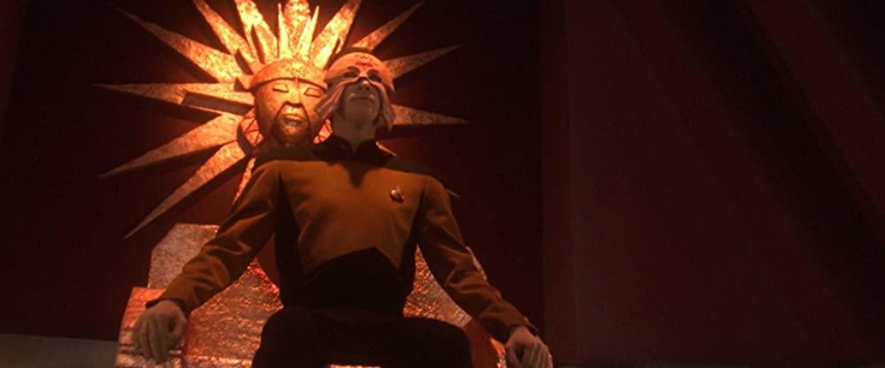 Star Trek: The Next Generation S7 - Masks