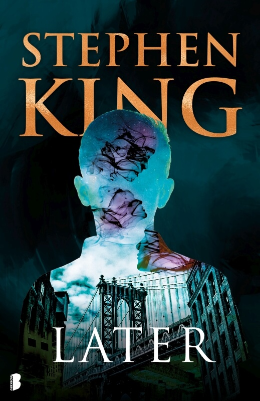 Stephen King - Later cover