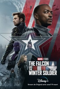 The Falcon and the Winter Soldier recensie - poster