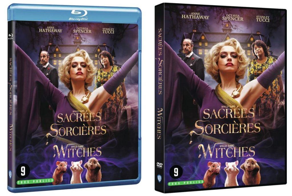 The Witches winactie prijzen
