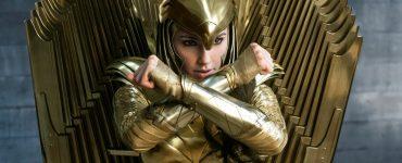 Wonder Woman 1984 recensie - Modern Myths