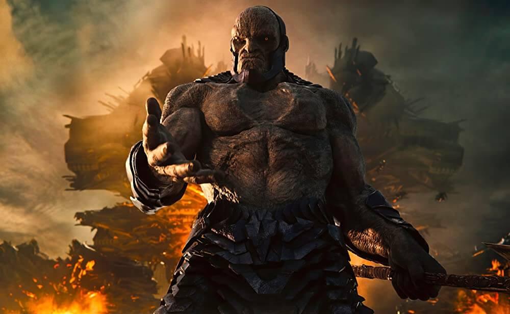 Zack Snyders Justice League recensie - Darkseid