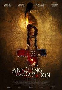 Anything for Jackson recensie - poster