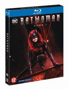Batwoman seizoen 1 - blu-ray packshot