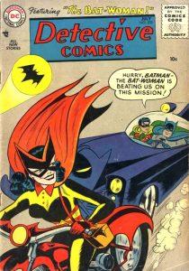 Batwoman seizoen 1 recensie – Detective Comics 233
