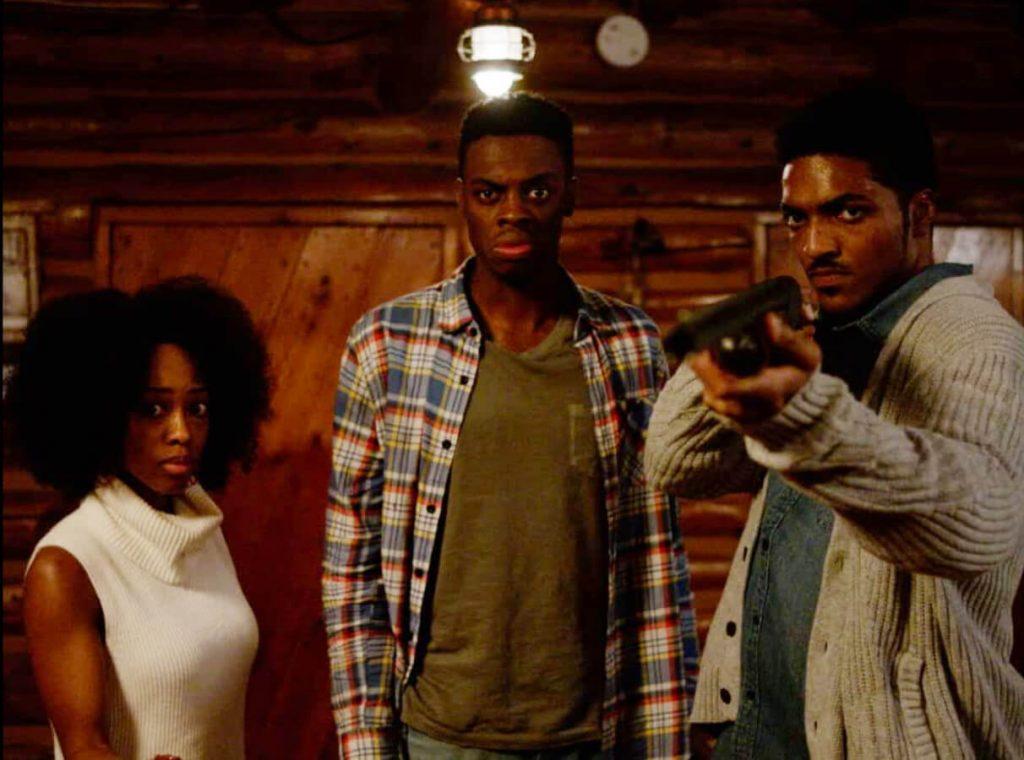 Brittney, Kevin en Tony in Blood Conscious