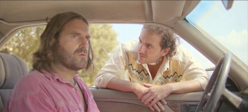 David Marsais als Jean-Gab en Grégoire Ludig als Manu