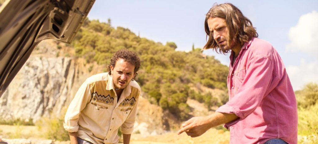 David Marsais en Grégoire Ludig in Mandibules