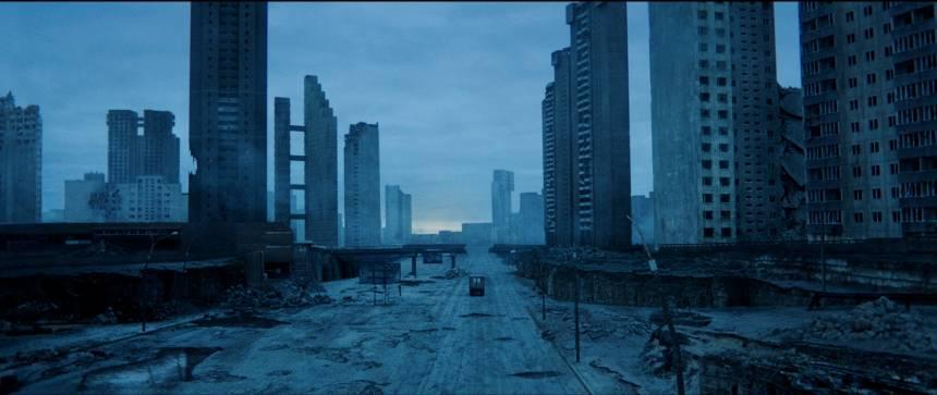 De dystopische wereld van Chino Moya