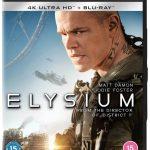Elysium 4K UHD recensie – Packshot