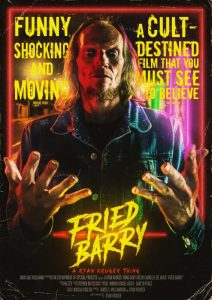 Fried Barry recensie - poster