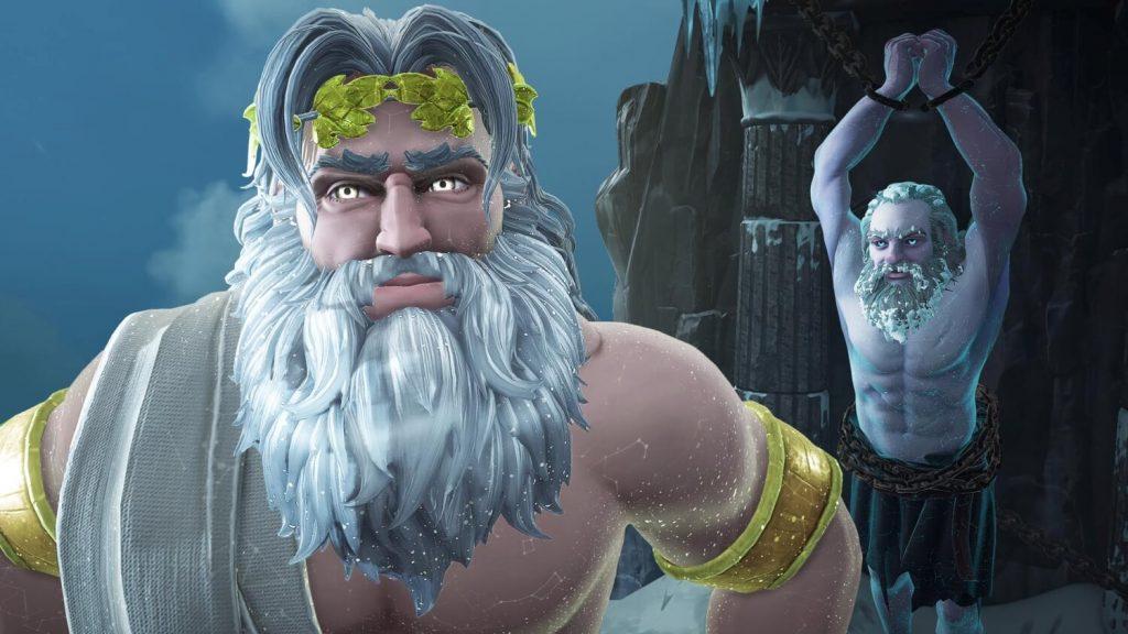 Immortals Fenyx Rising recensie - Zeus en Prometheus